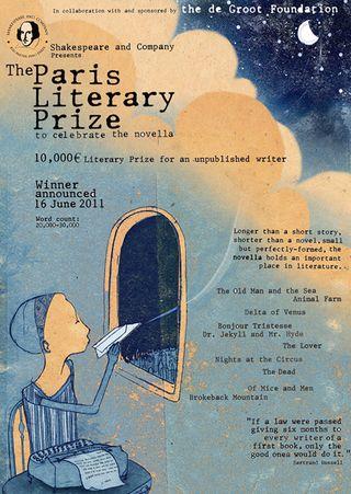 Literary Prize ad LO
