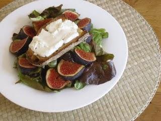 Fig fest salad