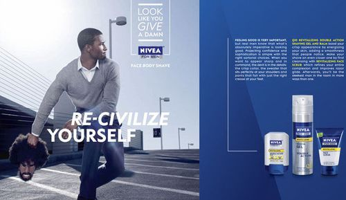 Nivea re civilize yourself