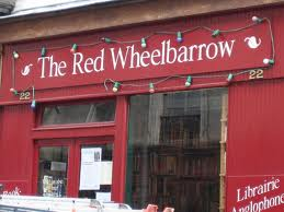 Red wheelbarrow2
