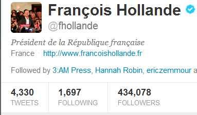 Francoisholland twitter