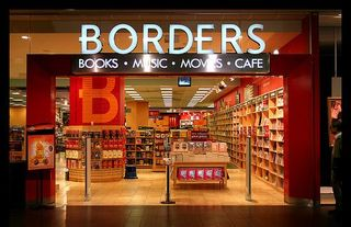 Borders-books