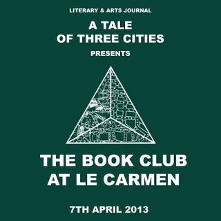 Book club at Le Carmen