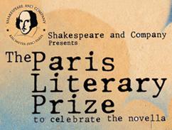 Paris literary prize