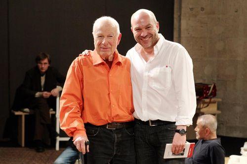 Peter and Simon Brook