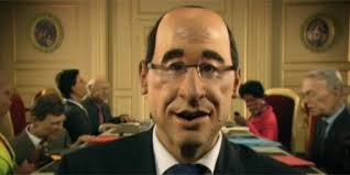 Hollande guignol