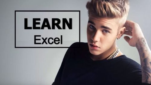 Learn excel