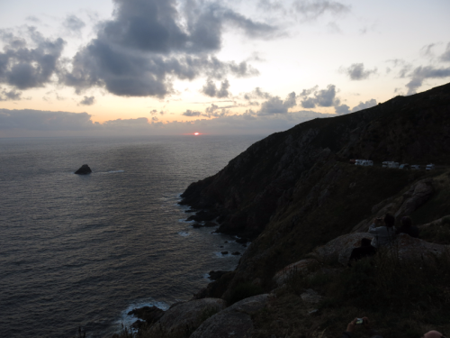 Wayword_Camino_Finisterra_Sunset