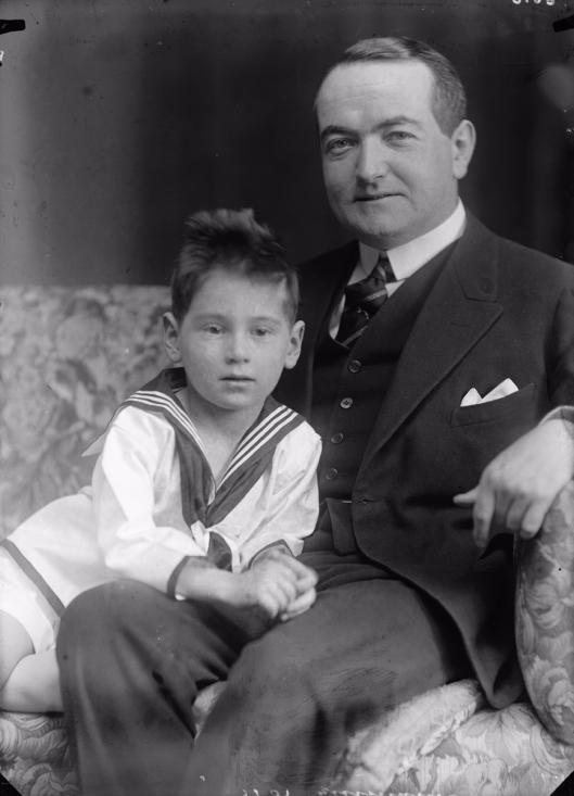 Fritz & Bernard 1923