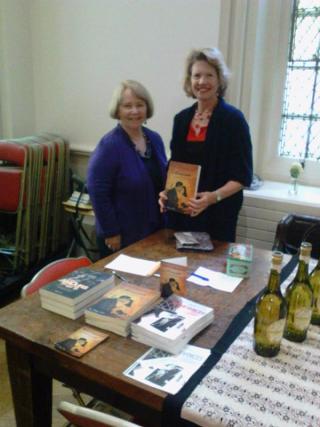 Mary Duncan and Hilary Kaiser