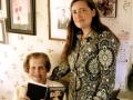 Anne marie oconnor with maria altmann