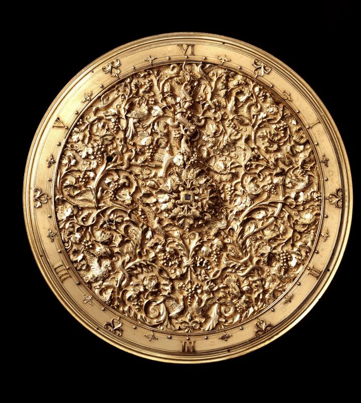 Orpheus Clock Gutmann II