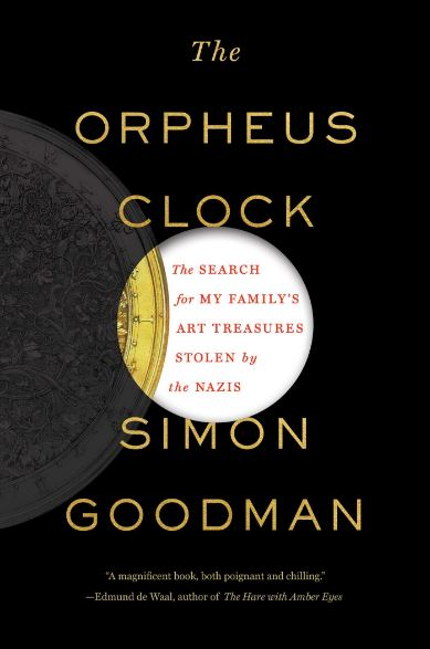 The Orpheus Clock by Simon Goodman