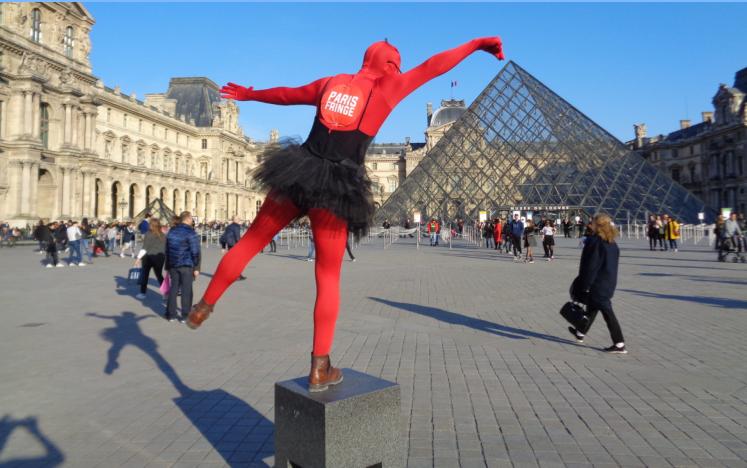 Paris Fringe: Theatre from around the World Gather in Paris