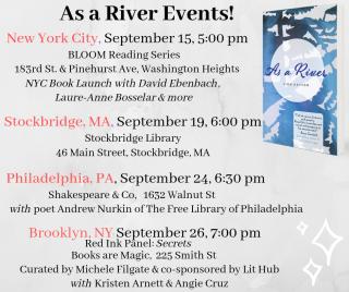 As a River Tour!